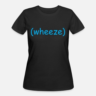 Wheeze Buzz Feed Unsolved wheeze - Women's 50/50 T-Shirt
