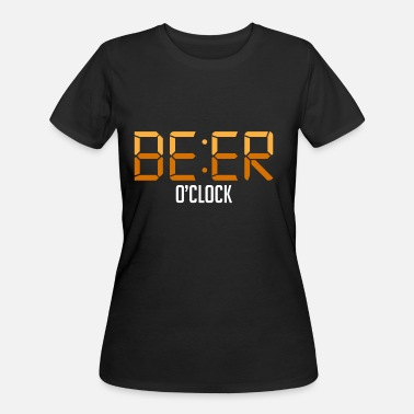 Beer Oclock - Time for a Beer - Women's 50/50 T-Shirt