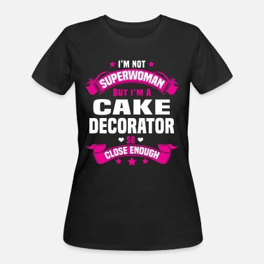 Decorating Cake Decorator - Women's 50/50 T-Shirt