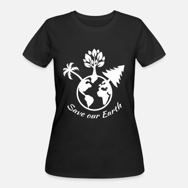 Nature Conservation Save our Earth - nature conservation - Women's 50/50 T-Shirt