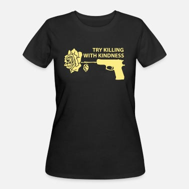Killing With Kindness Killing with Kindness - Women's 50/50 T-Shirt