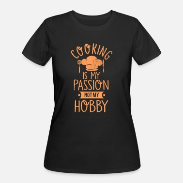 Hobby Cook cooking hobby passion - Women's 50/50 T-Shirt