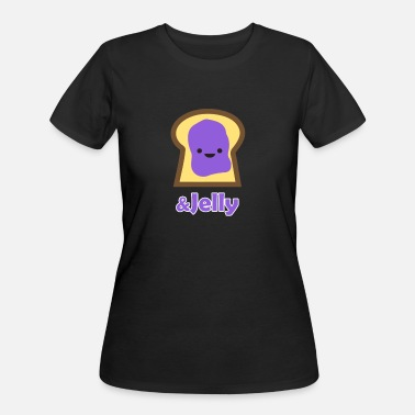 Jelly MATCHING SET Peanut Butter and Jelly Couple Friend - Women's 50/50 T-Shirt