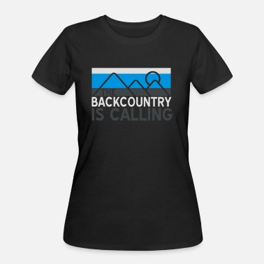 Backcountry Backcountry is Calling - Women's 50/50 T-Shirt
