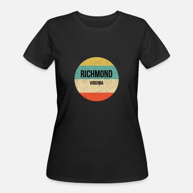 Richmond Richmond Virginia Shirt Richmond - Women's 50/50 T-Shirt
