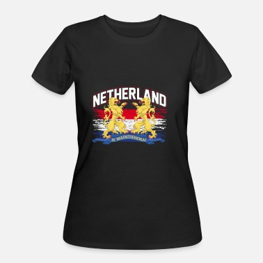Democracy Now Netherlands - Women's 50/50 T-Shirt