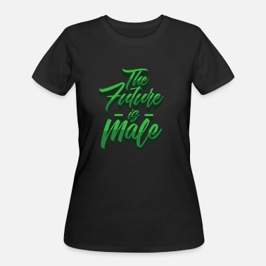 Male The future is male - Women's 50/50 T-Shirt