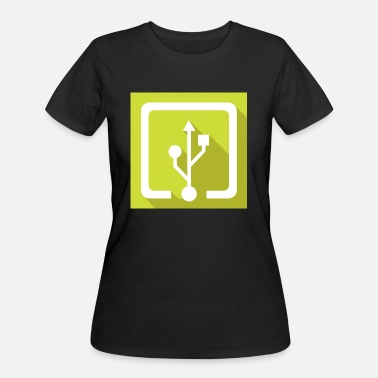 Usb usb - Women's 50/50 T-Shirt