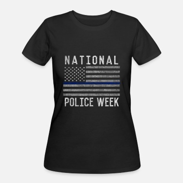 Police Week National Police Week - Women's 50/50 T-Shirt