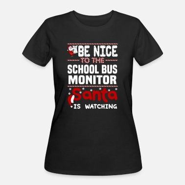 Monitor School Bus Monitor - Women's 50/50 T-Shirt