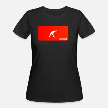 Exercise Class exercise - Women's 50/50 T-Shirt