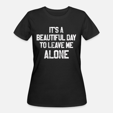 Asocial Alone human aversion Asocial - Women's 50/50 T-Shirt