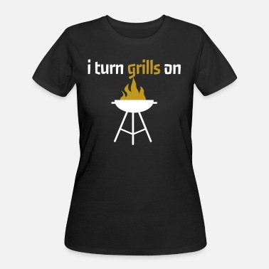 Grill Master grilling - Women's 50/50 T-Shirt