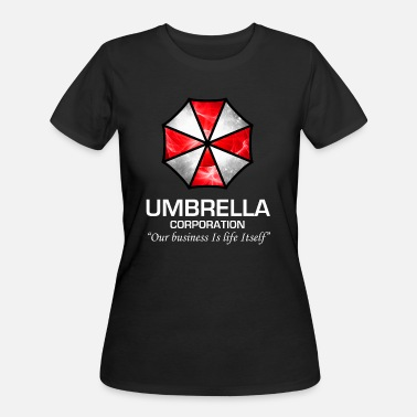 Umbrella Umbrella Corporation - Women's 50/50 T-Shirt