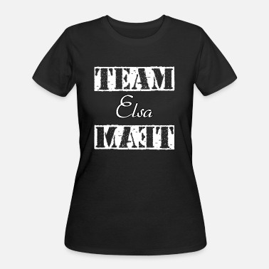Elsa Team Elsa - Women's 50/50 T-Shirt