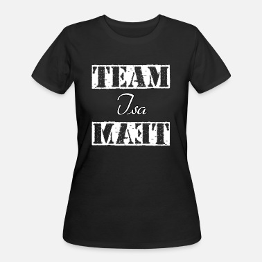 Isa Team Isa - Women's 50/50 T-Shirt