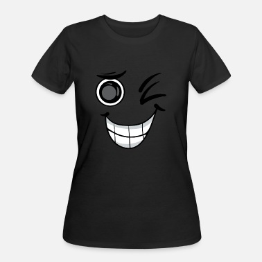 Funny Face funny face - Women's 50/50 T-Shirt