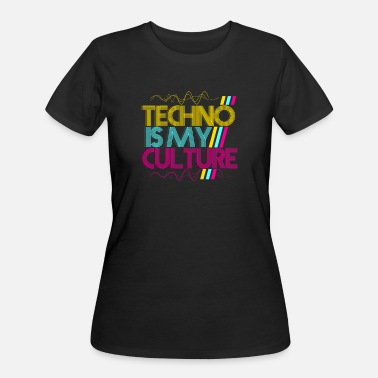 Drug Culture Techno culture gift - Women's 50/50 T-Shirt