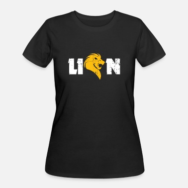 Wilderness Safari lion gift Africa wilderness safari - Women's 50/50 T-Shirt