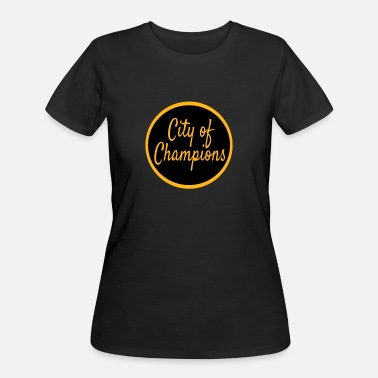 City Of Champions Pittsburgh City Of Champions Gifts - Women's 50/50 T-Shirt