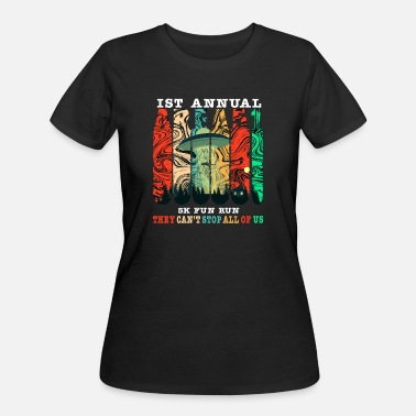 Area 51 Area 51 - Women's 50/50 T-Shirt