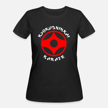 Kyokushin Karate kyokushin karate Japan logo - Women's 50/50 T-Shirt