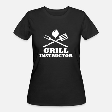 Grill Instructor Grill Instructor - Women's 50/50 T-Shirt