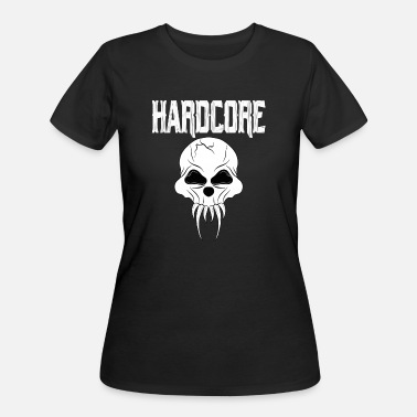 Hardcor Hardcore - Women's 50/50 T-Shirt