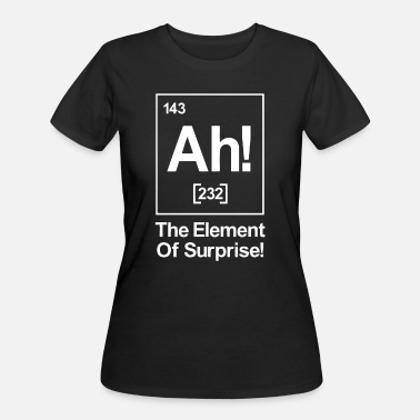 Element Of Surprise The Element of surprise - Women's 50/50 T-Shirt