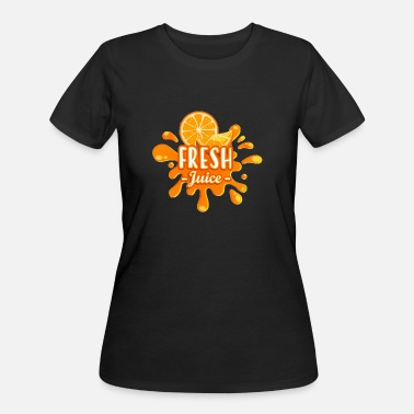 Orange Juice Fresh juice orange - Women's 50/50 T-Shirt
