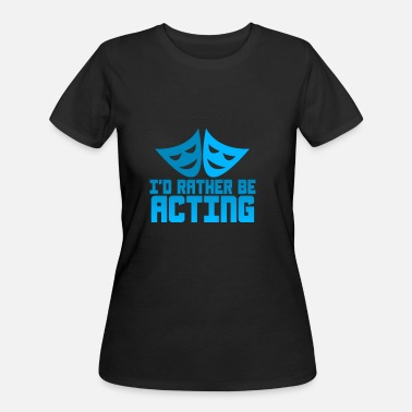 Acting Acting - Women's 50/50 T-Shirt