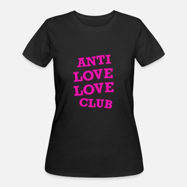 Anti Love LOGO ANTI LOVE solo - Women's 50/50 T-Shirt