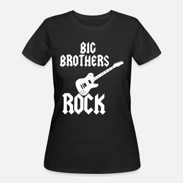 Shaw Brothers Big Brothers Rock Little Sisters Roll Brother T Sh - Women's 50/50 T-Shirt
