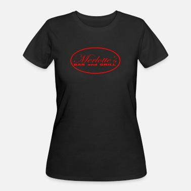 Bar & Grill MERLOTTES BAR AND GRILL - Women's 50/50 T-Shirt