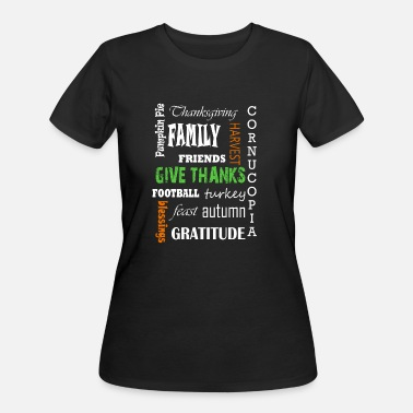 Thanksgiving Satire Thanksgiving - Football turkey feast autumn - Women's 50/50 T-Shirt