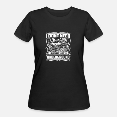 London Underground Underground - I just need to go to underground t - Women's 50/50 T-Shirt