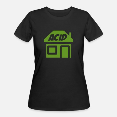 Acid House ACID HOUSE - Women's 50/50 T-Shirt