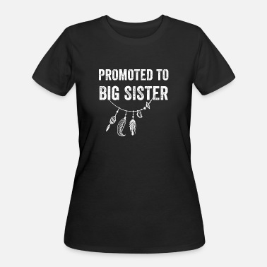 My Big Sister Sister - Promoted to big sister - Women's 50/50 T-Shirt