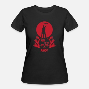 Hail The King HAIL TO THE KING - Women's 50/50 T-Shirt
