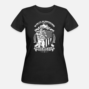 Us Army US Army - Women's 50/50 T-Shirt