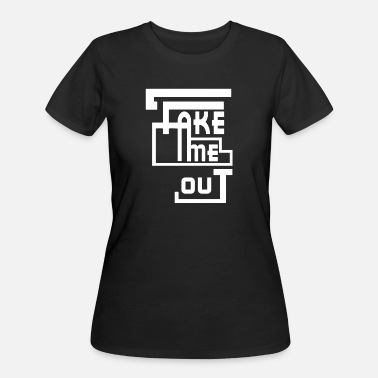 Take The Piss Out Take Me Out Funny Humor T shirt - Women's 50/50 T-Shirt