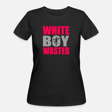 White Boy Wasted White Boy Wasted - Women's 50/50 T-Shirt