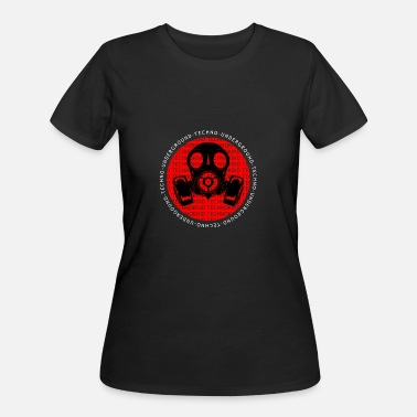 Techno Techno - Techno music - Techno underground - Women's 50/50 T-Shirt