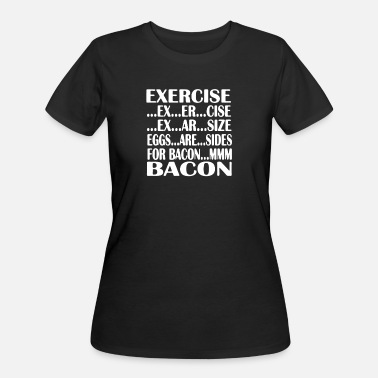 20ea0b4a0 Light Red Womens Exercise To Bacon In 5 Easy Steps - Women's