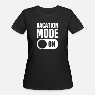 Vacation Mode Vacation Mode - Women's 50/50 T-Shirt