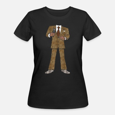 Madison Square Garden The Cheetah Suit - Women's 50/50 T-Shirt