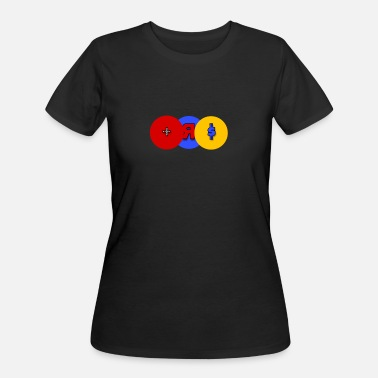 Clothing Brands TRS brand clothing merchandise - Women's 50/50 T-Shirt