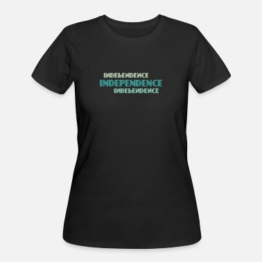 Independence independence - Women's 50/50 T-Shirt