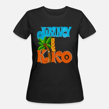 Kiko Jimmy Meets Kiko - Women's 50/50 T-Shirt