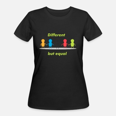 Equalizer Autism equality - Women's 50/50 T-Shirt